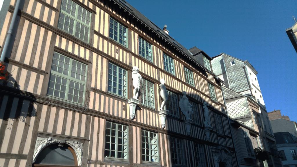 Fenêtres bois - Rouen