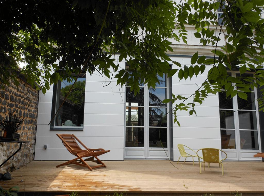 Fenêtres bois - Le Petit Quevilly